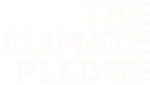The Climate Pledge logo.